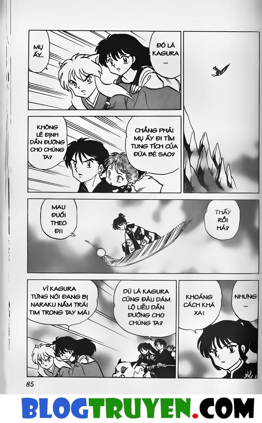 Inuyasha vol 36.5 trang 10