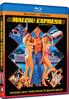 Blu-ray Review: Malibu Express