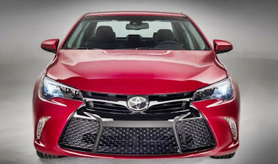 New 2017 Toyota Camry front Headlight