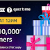 Amazon 25th March Quiz Answers – Win Rs.10000