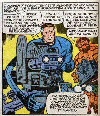 Kirby-Fantastic Four 56-Buckler