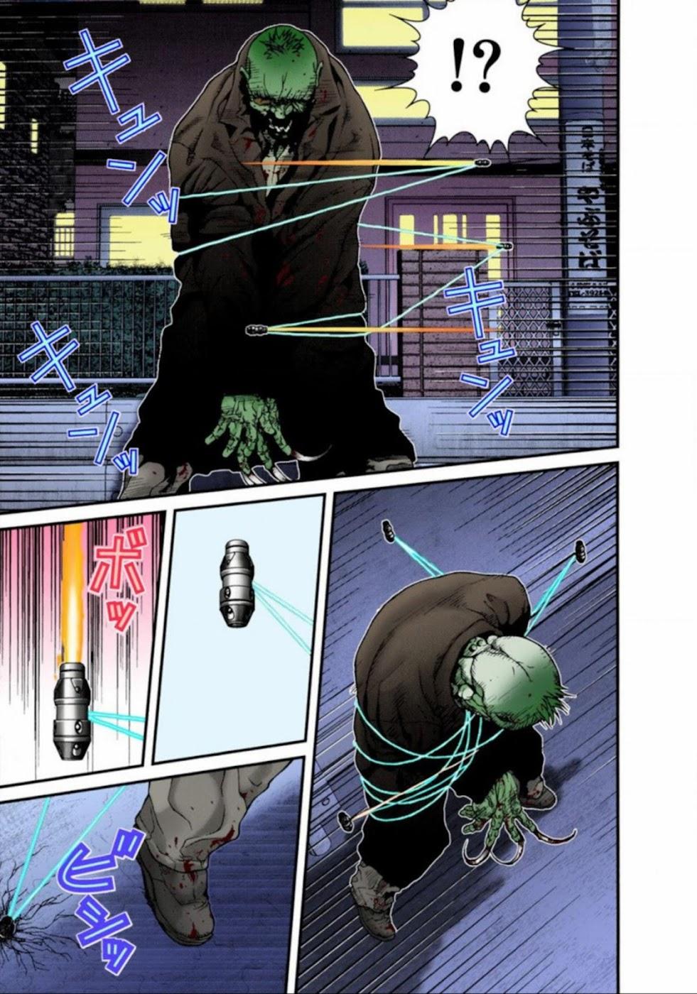 Gantz Chap 17: Phát bắn trang 11