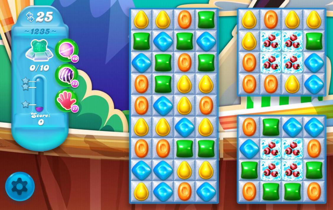 Candy Crush Soda Saga level 1235