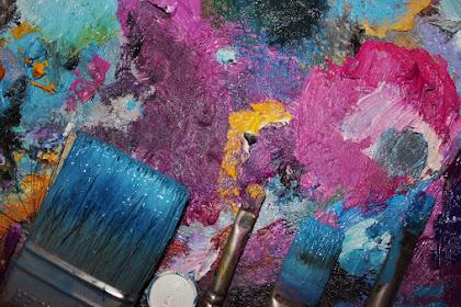 5 Tips Lukisan Minyak Berguna untuk Pemula