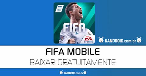 FIFA Mobile Soccer v10.0.04 Apk Mod