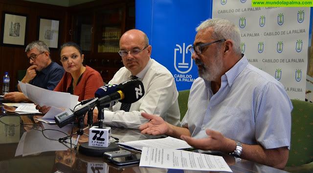 La Reserva de la Biosfera de La Palma celebrará una conferencia internacional  dedicada a la custodia del territorio y el ecoturismo en la Macaronesia