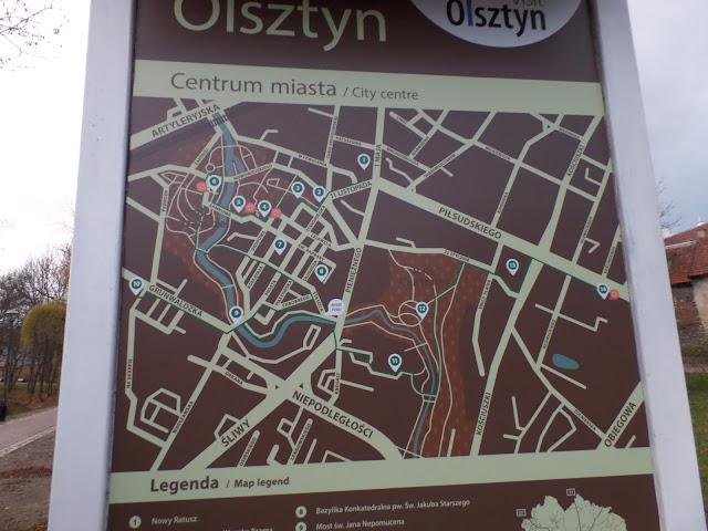 Weekendowe zwiedzanie - Olsztyn