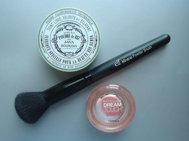 bourjois, elf et maybelline