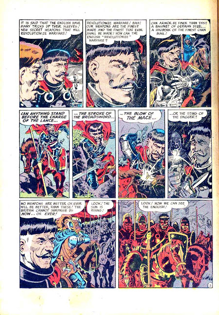 Two-Fisted Tales v1 #22 - Wally Wood ec war golden age comic book page art