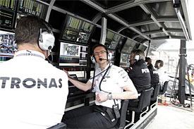 Mensajes de radio de la Formula Uno F1