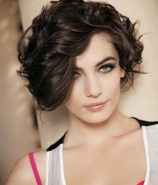 Short, Curly and Sassy hairstyles!!! - The HairCut Web