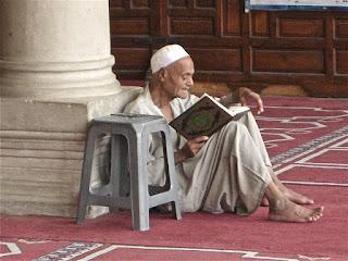 menghafalkan Al-Qur'an
