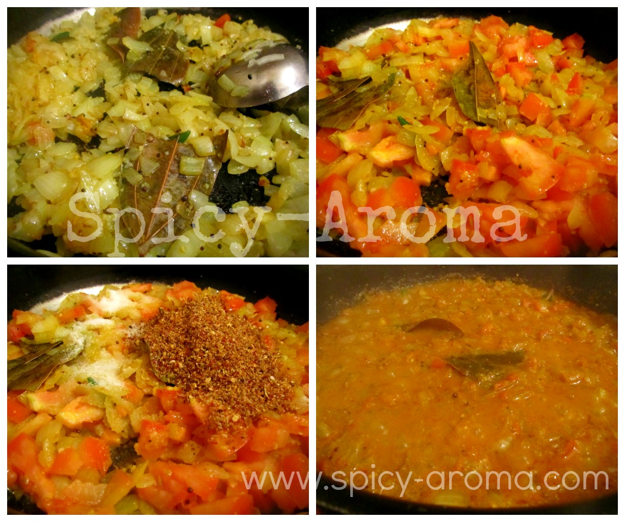 Spicy Egg Masala - Recipe with Step by Step Pictures | Spicy