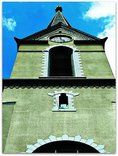 Igreja de Cristo ou Igreja do Relógio (Luterana) - São Leopoldo