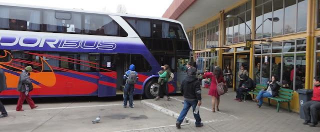 Como ir de Santiago do Chile à Valparaíso