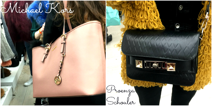 onelittlevice bag blog: Michael Kors and Proenza Schouler