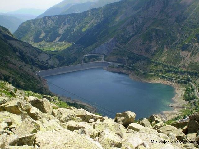 Pantano de Sallente, Parque Nacional de Aigüestortes, Lleida