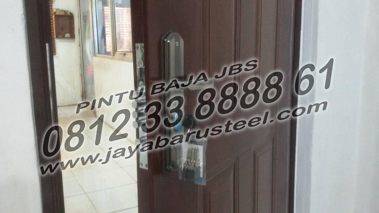 Pintu Rumah Minimalis 2 Pintu Besar Kecil Pintu Rumah Minimalis