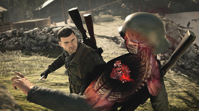 PlayStation 4 FPS game review