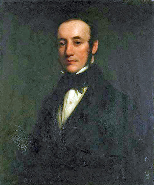 Henry William Pickersgill, Self Portrait, Portraits of painters