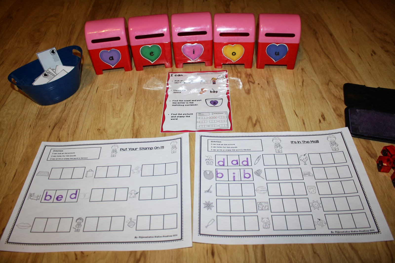 Differentiation Station Creations Ready For Valentine S Day Freebie