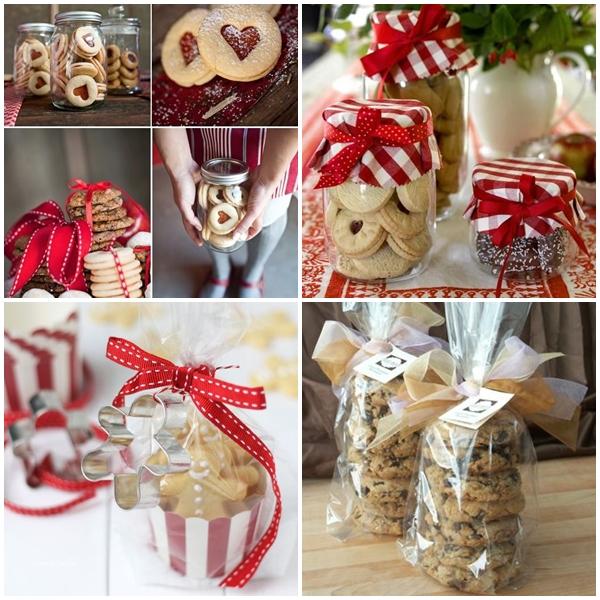 Pięknie zapakowane ciasteczka to wspaniały świąteczny prezent dla bliskich. Z pewnością każdy doceni czas poświęcony na upieczenie ciasteczek czy pierniczków, a ładne opakowanie dopełni całość.