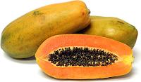 पपीता ,  healthy fruits