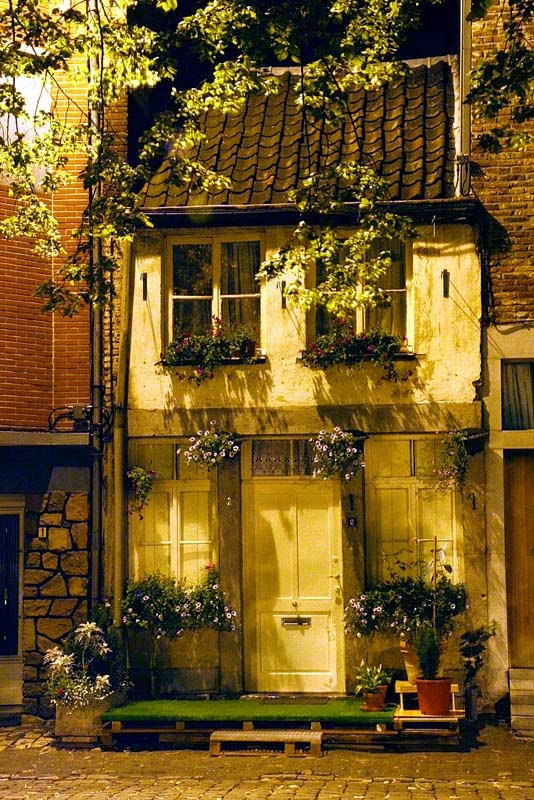 10 Best Places to Holiday in Belgium (100+ Photos) | House in Liège, Belgium