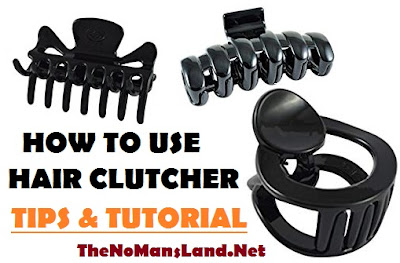 how to use hair clutcher