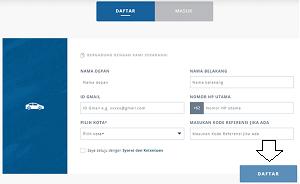 Cara Daftar Gojek Bekasi Jawa Barat Online Dan Offline