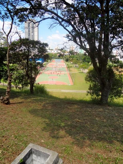 Quadras Parque CERET