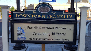 Franklin Downtown Partnership celebrates 15 years
