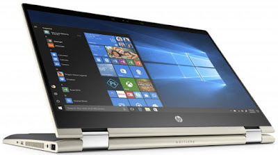 HP Pavilion x360 14-cd0009ns