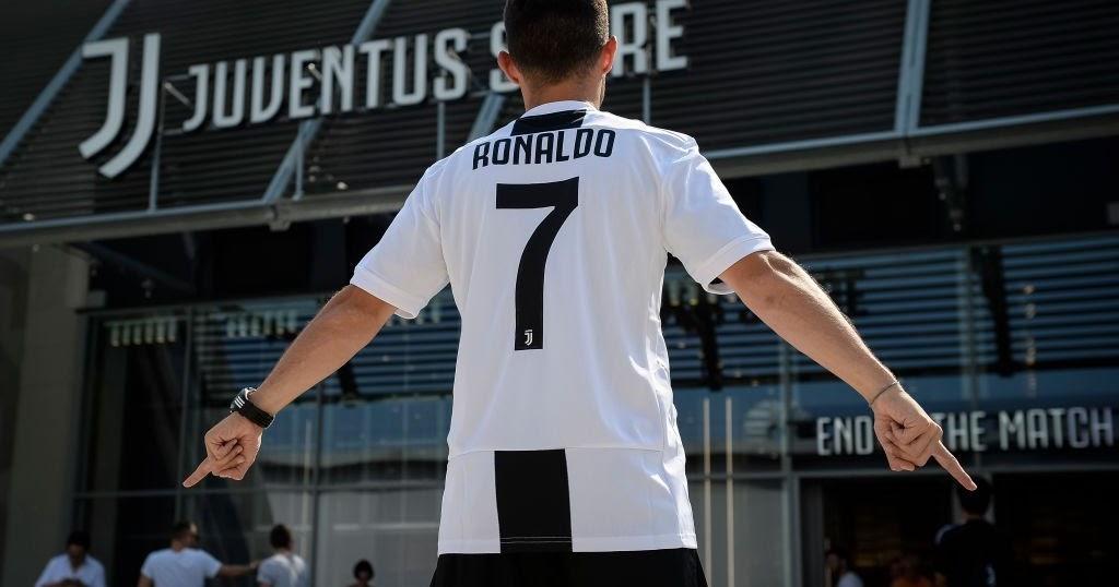 Cr7 Effect Juventus Surpasses Last Season S Shirt Sales
