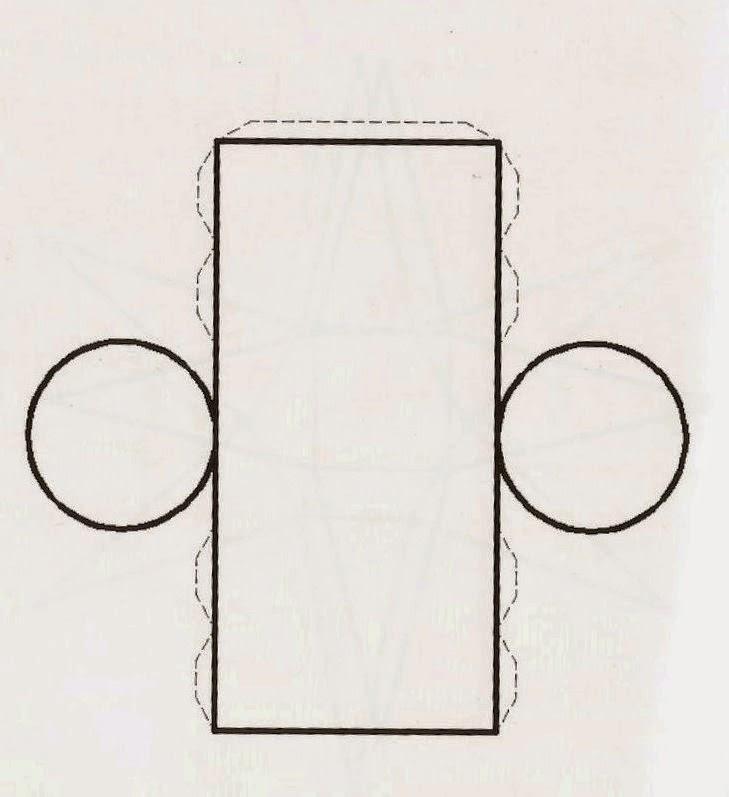 Figuras geom tricas para armar educanimando for Sillas para armar y recortar