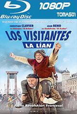 Los visitantes la lían (En la Revolución Francesa) (2016) BDRip 1080p DTS