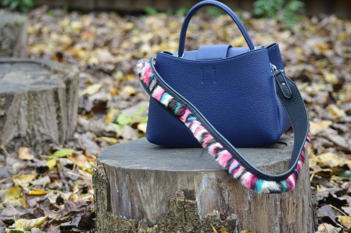 navy zara bag fashion bloggers