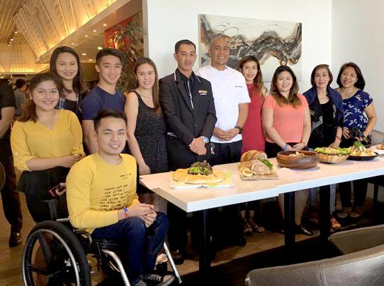 Thank you Vikings SM Lanang Premier for inviting Davao Bloggers.