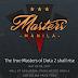 The Manila Masters - Hari Pertama