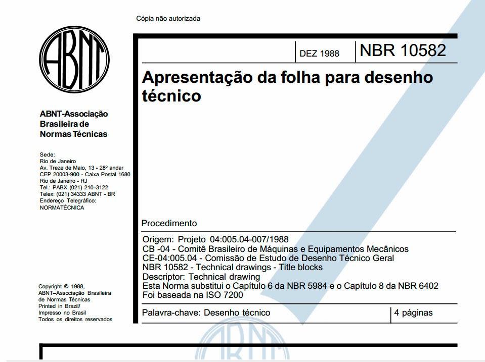 Nbr 10582 Pdf