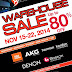 AKG, JBL, Harman Kardon Warehouse Sale, up to 80% off!