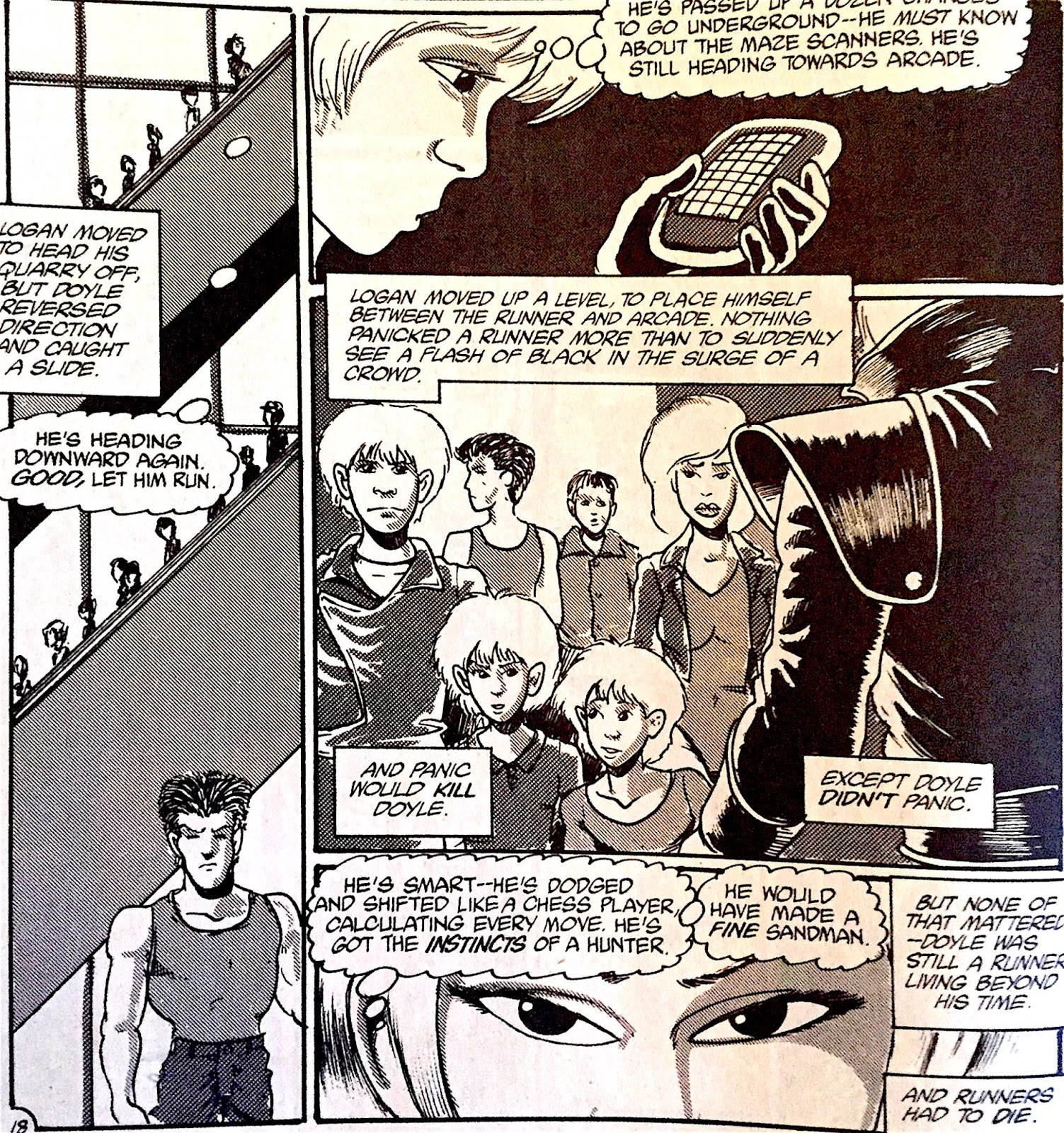 from Stanley logan gay comic