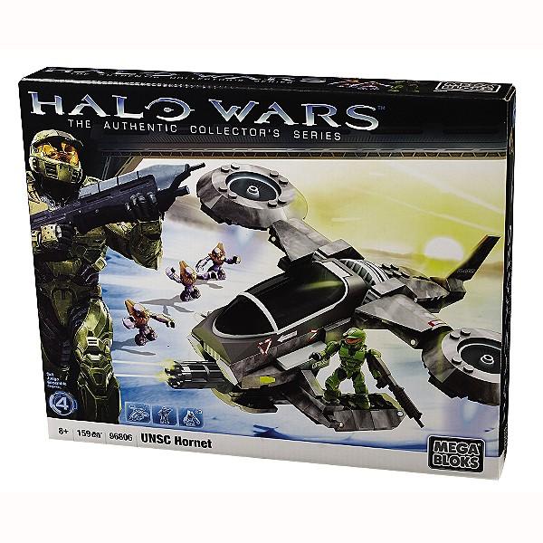 Halo Mega Bloks Wraith Ambush Instructions