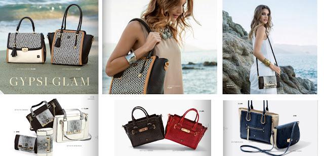 Catalogo de bolsos de mano HB Handbags 2020  PV