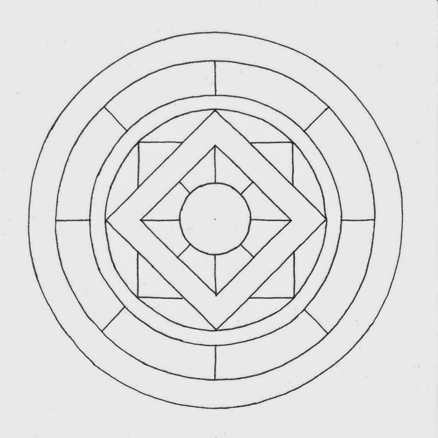 Kleurplaten Hartjes Mandala.Mandala Kleurplaat Kind Krijg Duizenden Kleurenfoto S Van De Beste