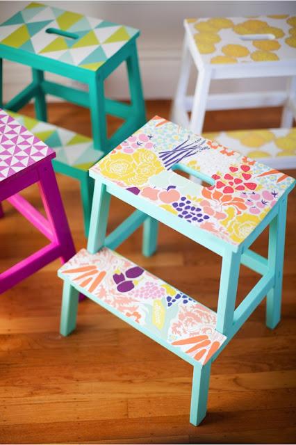 Green Pear Diaries, decoración , DIY, mobiliario, IKEA, Bekvam