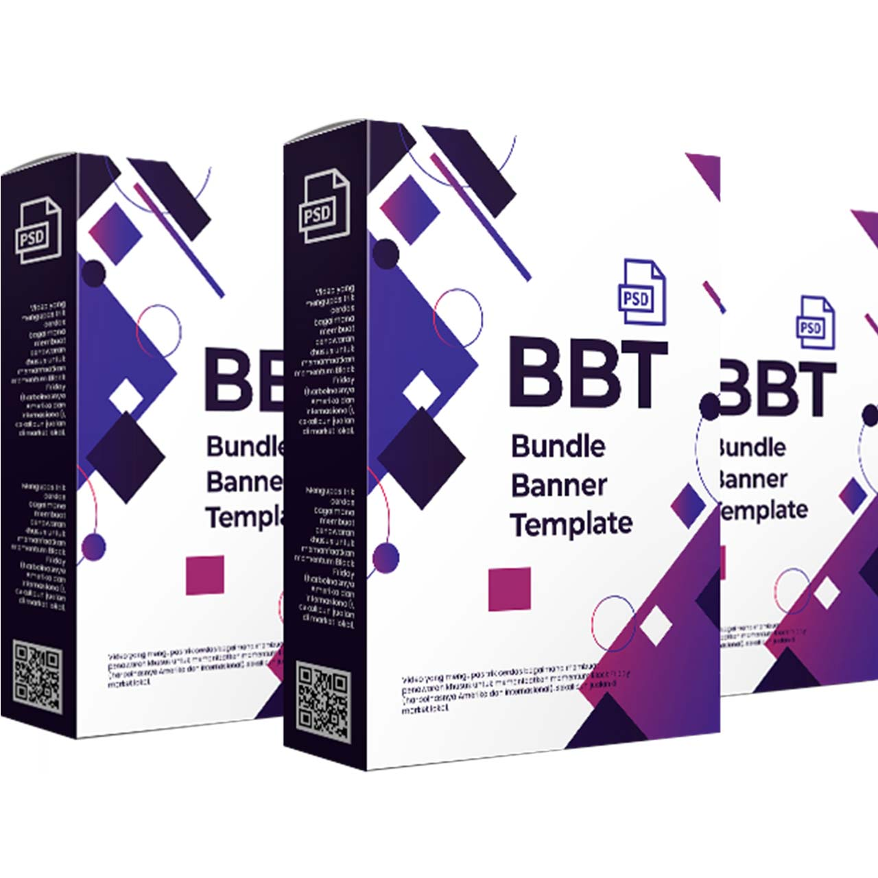 Bundle Banner Template