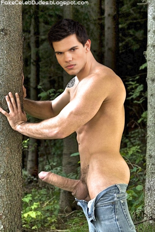 Talk, what Taylor lautner naked photos you will