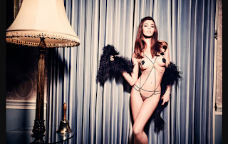 Agent Provocateur Classics Lookbook Fall Latest