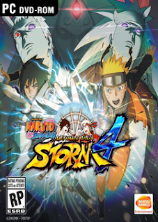 Download Naruto Shippuden Ultimate Ninja Storm 4 Free PC Full Version